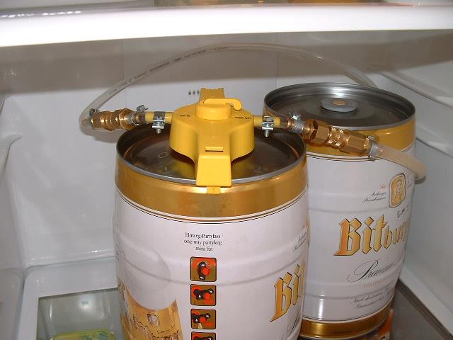 Häufig Kühlschrank Zapfanlage Selber Bauen - Edna R. Gray Blog YD26